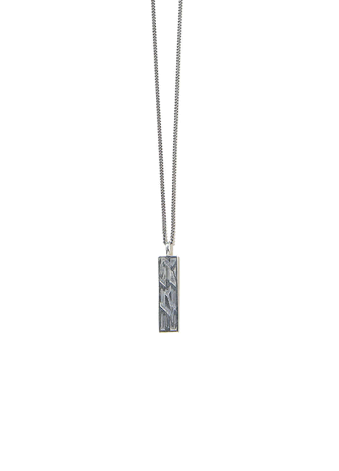 Y.E.S Silver Necklace Silver