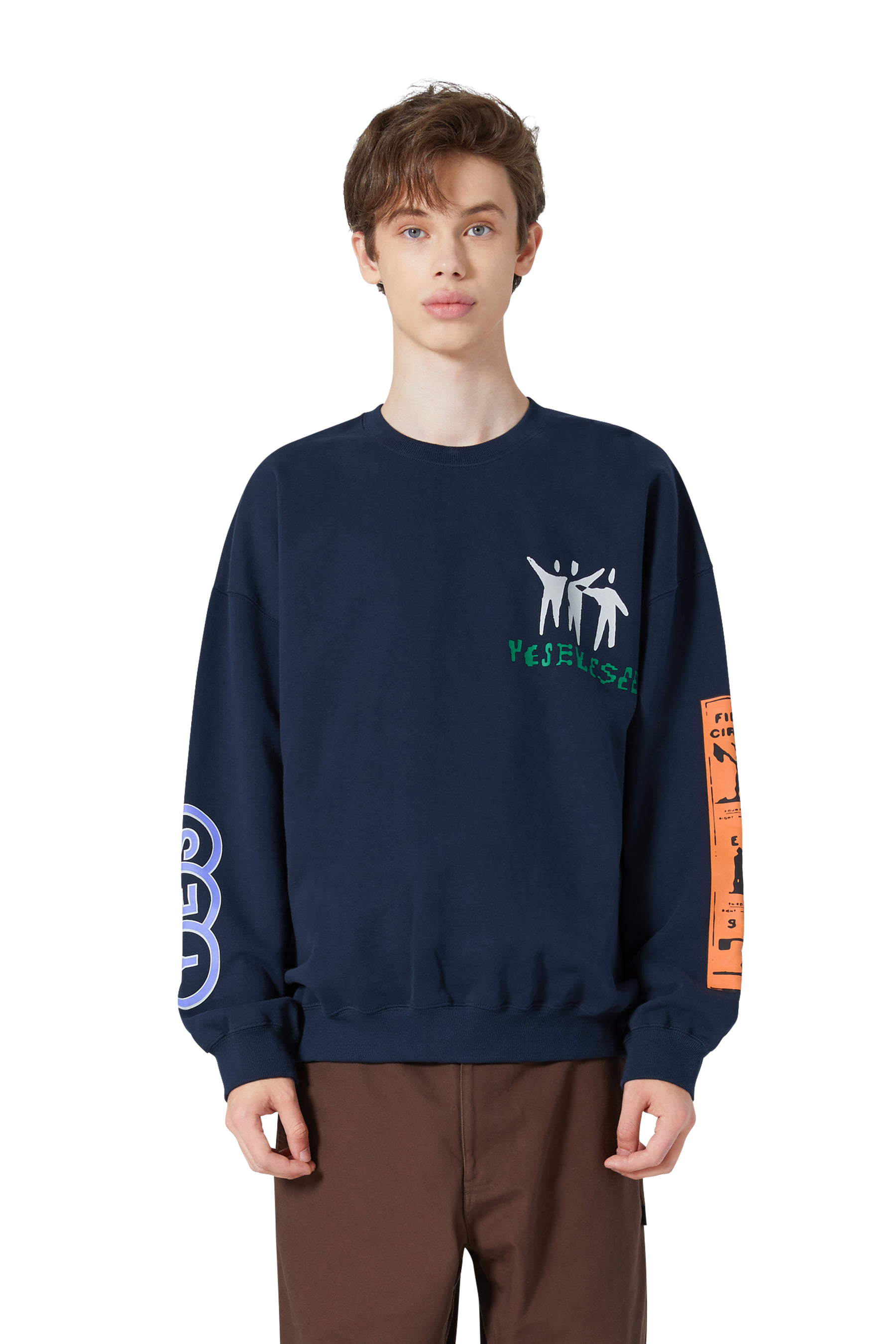 Jockey Sweatshirts Navy