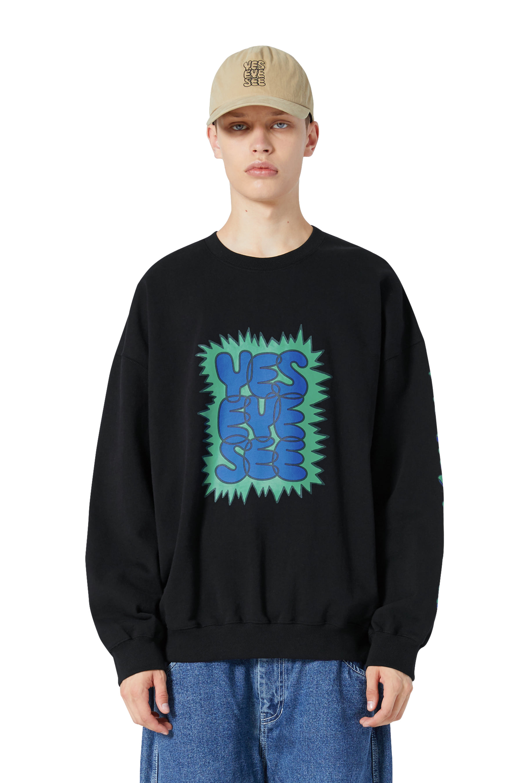 Acid Sweatshirts Black