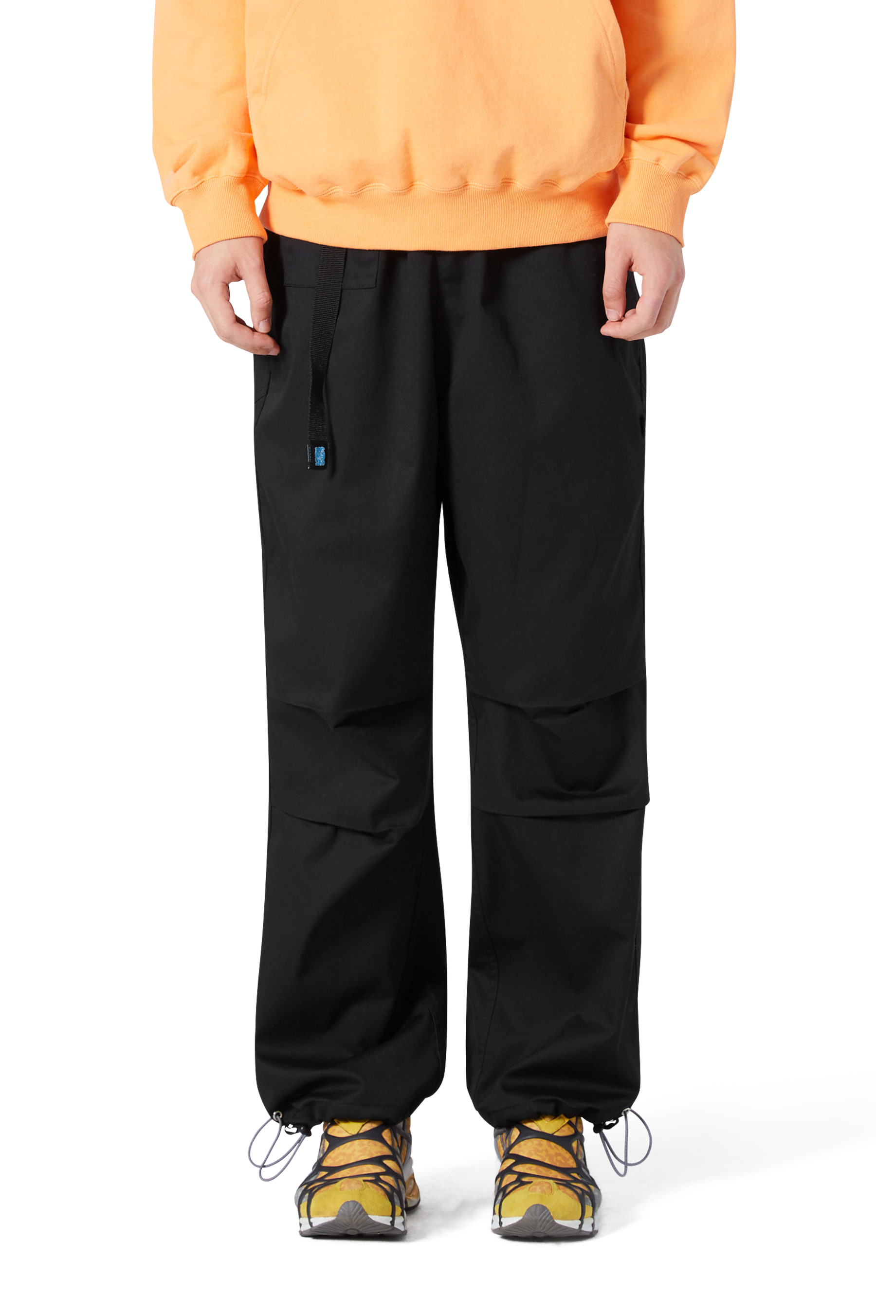 Y.E.S Jungle Pants Black