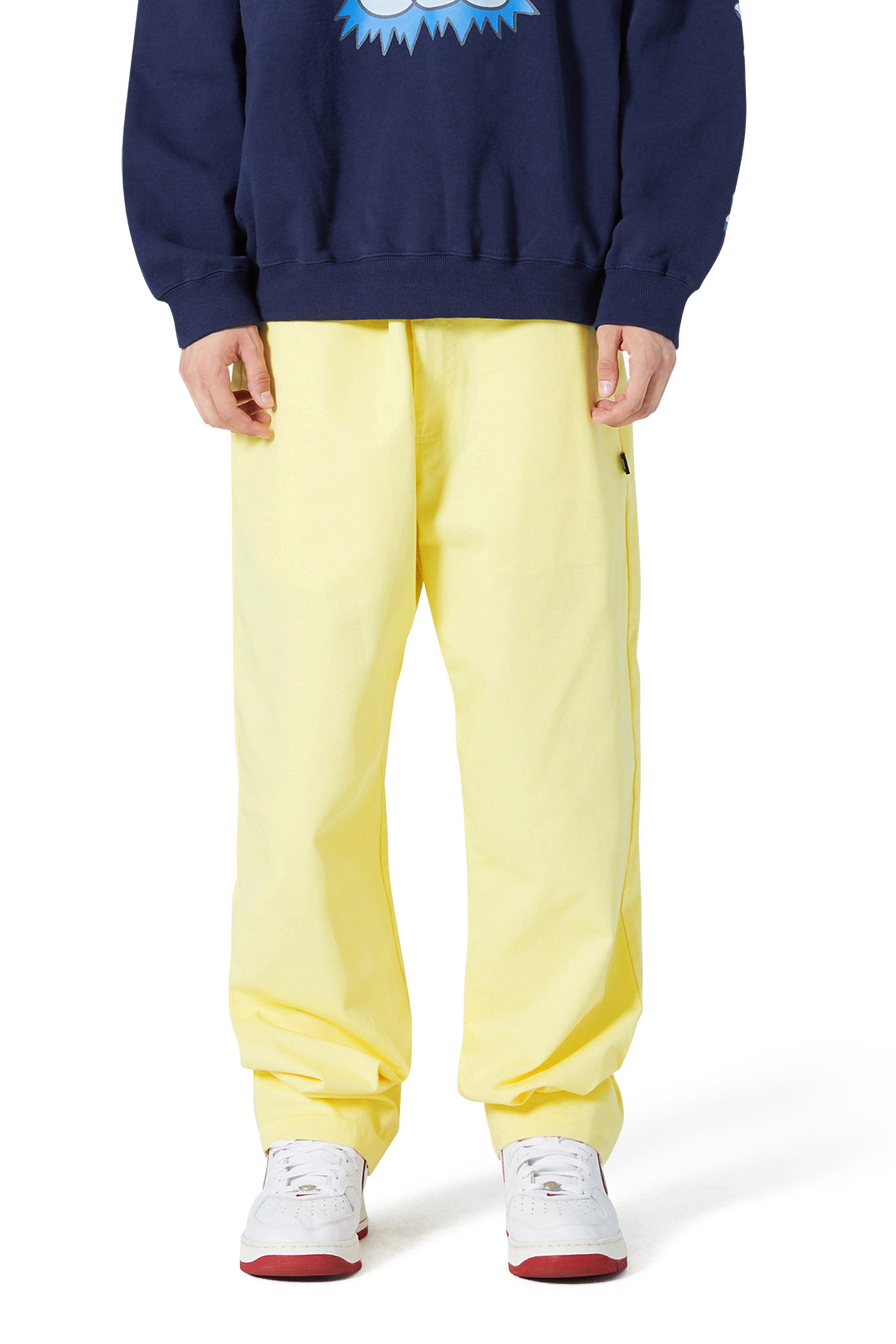 Clover Chino Pants Yellow