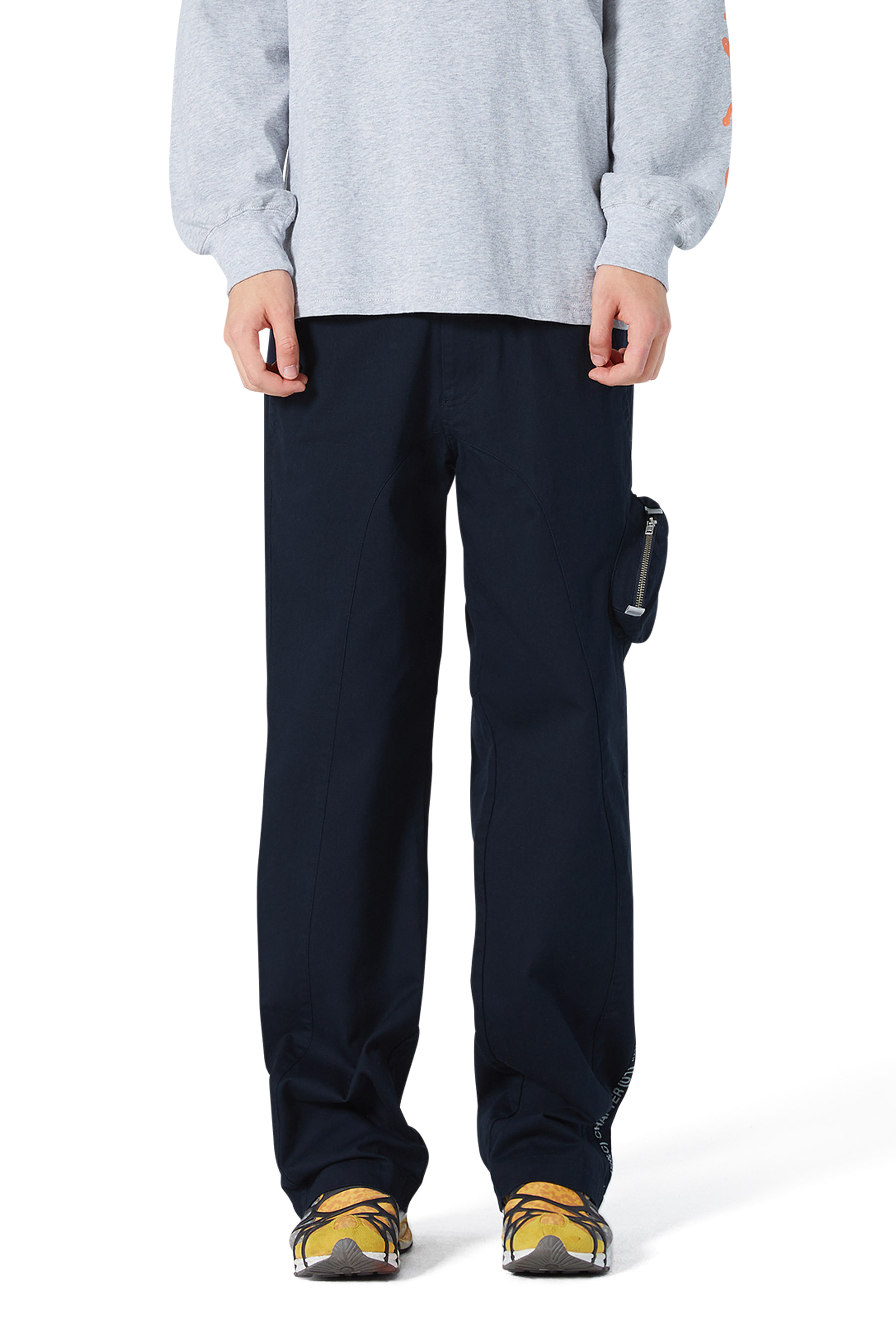 Y.E.S Engineer Pants Navy