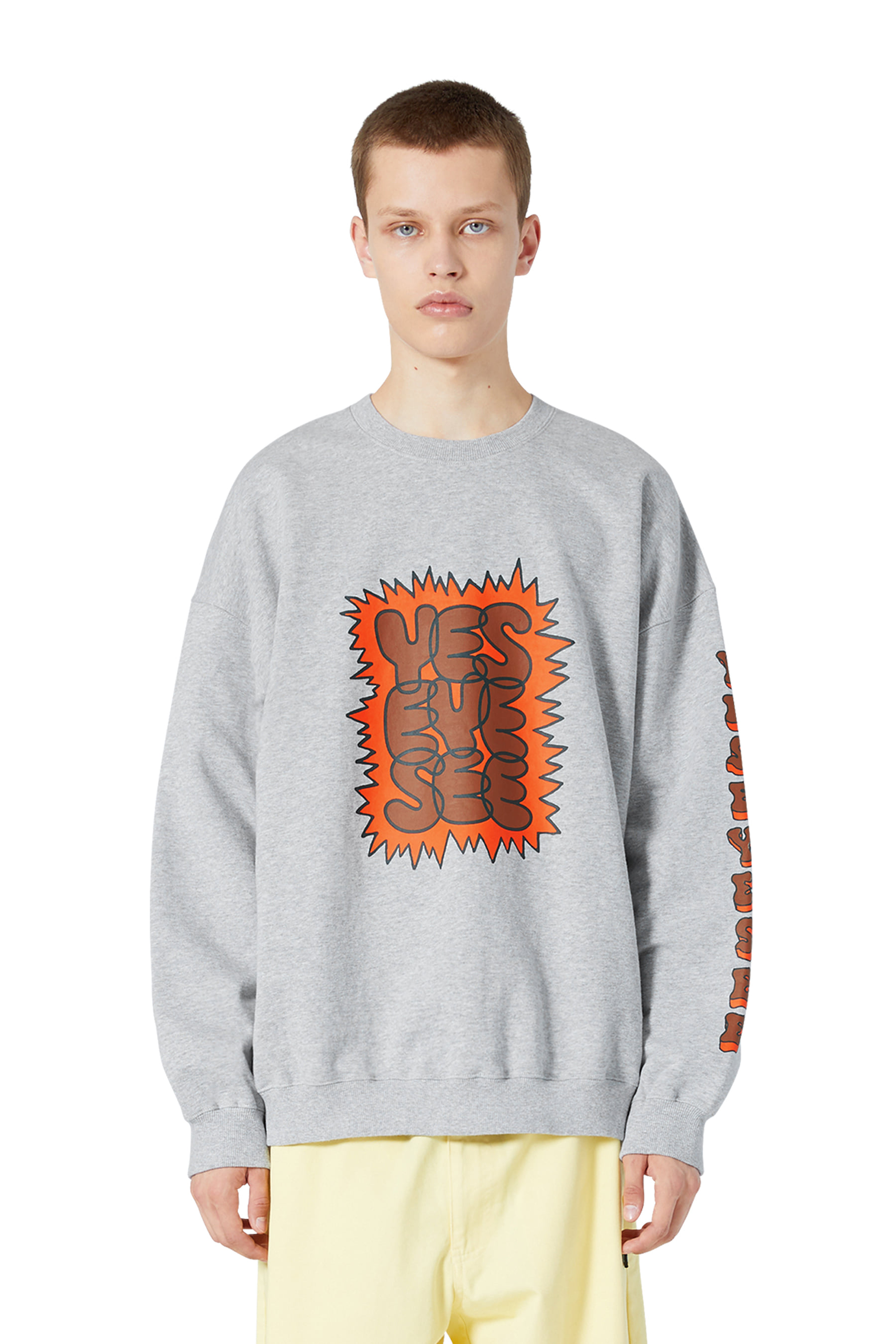 Acid Sweatshirts Grey