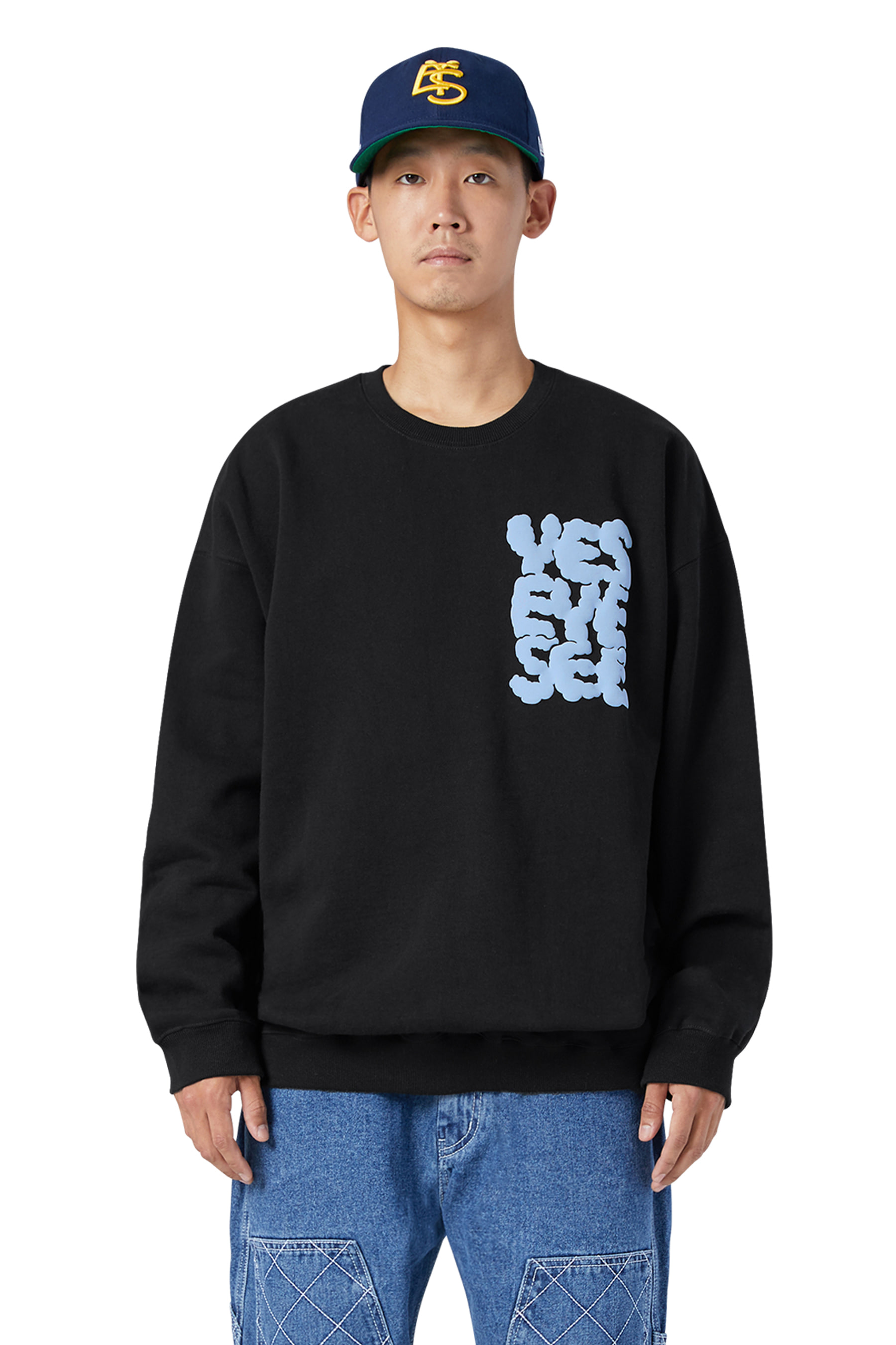Y.E.S Heights Sweatshirts Black