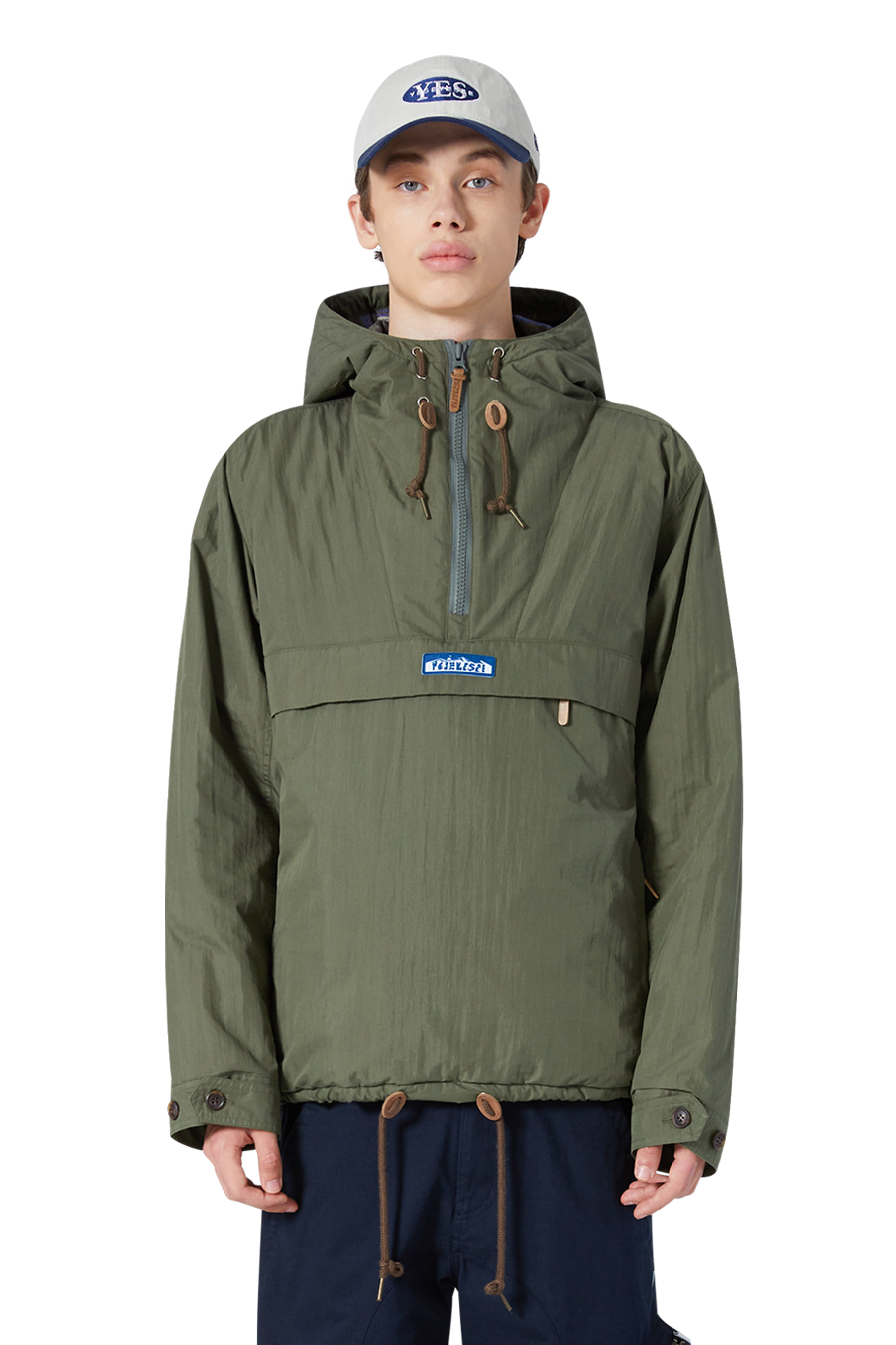 Y.E.S Mountain Anorak Olive