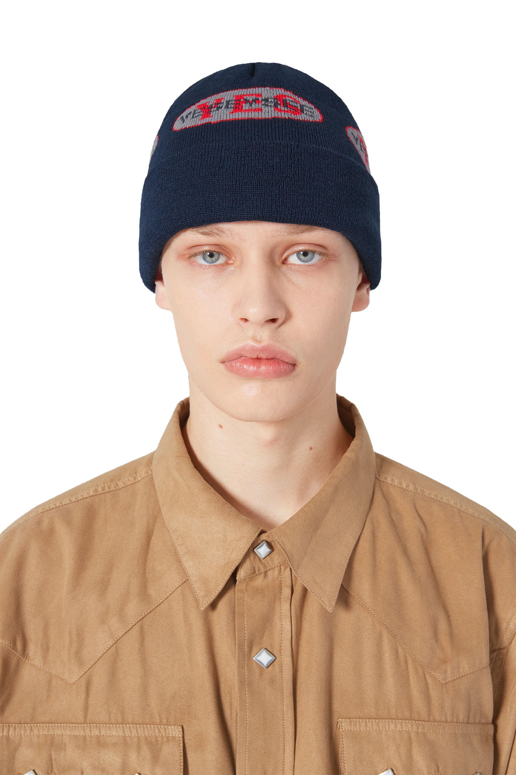 Y.E.S Engineer Beanie Navy