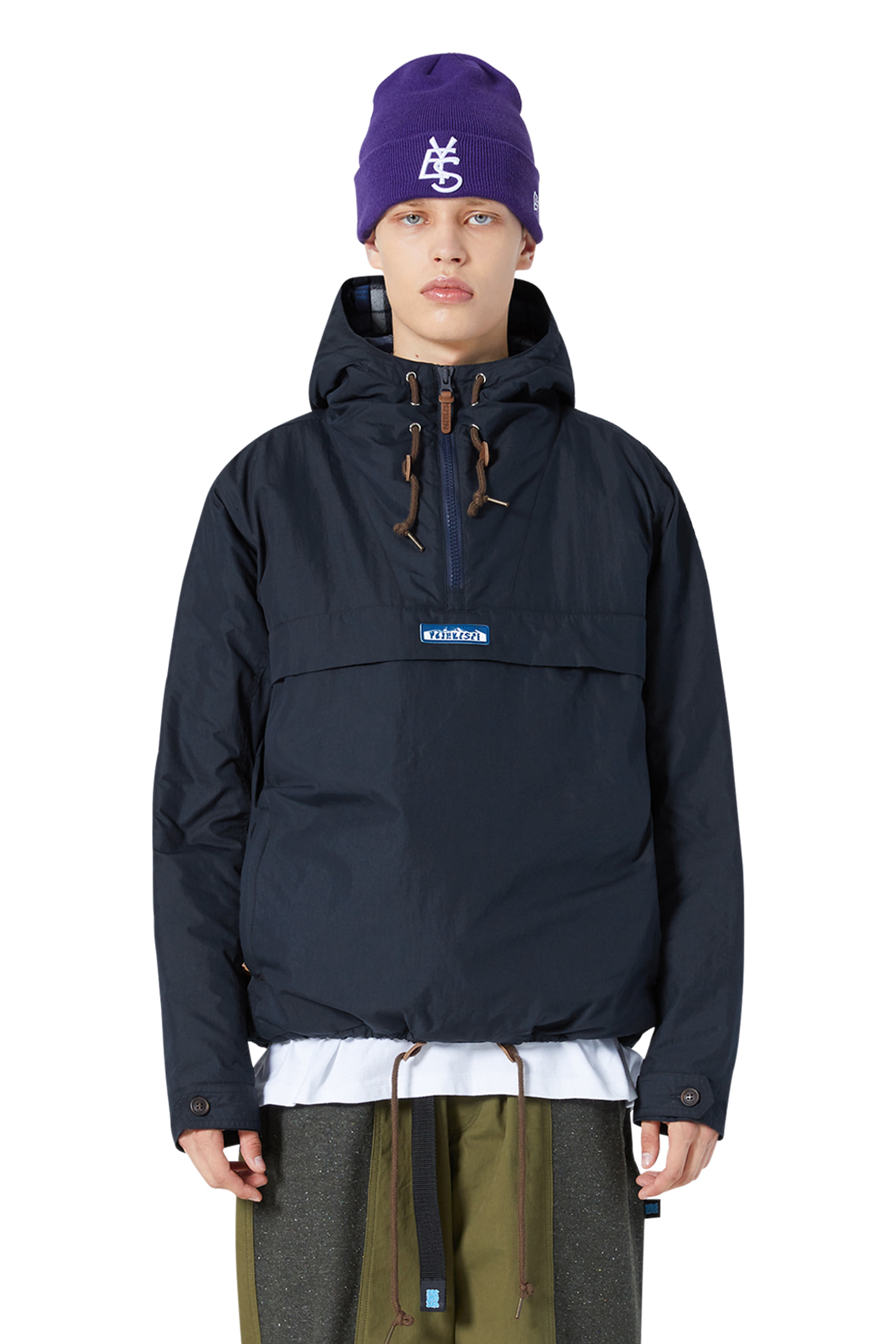 Y.E.S Mountain Anorak Navy