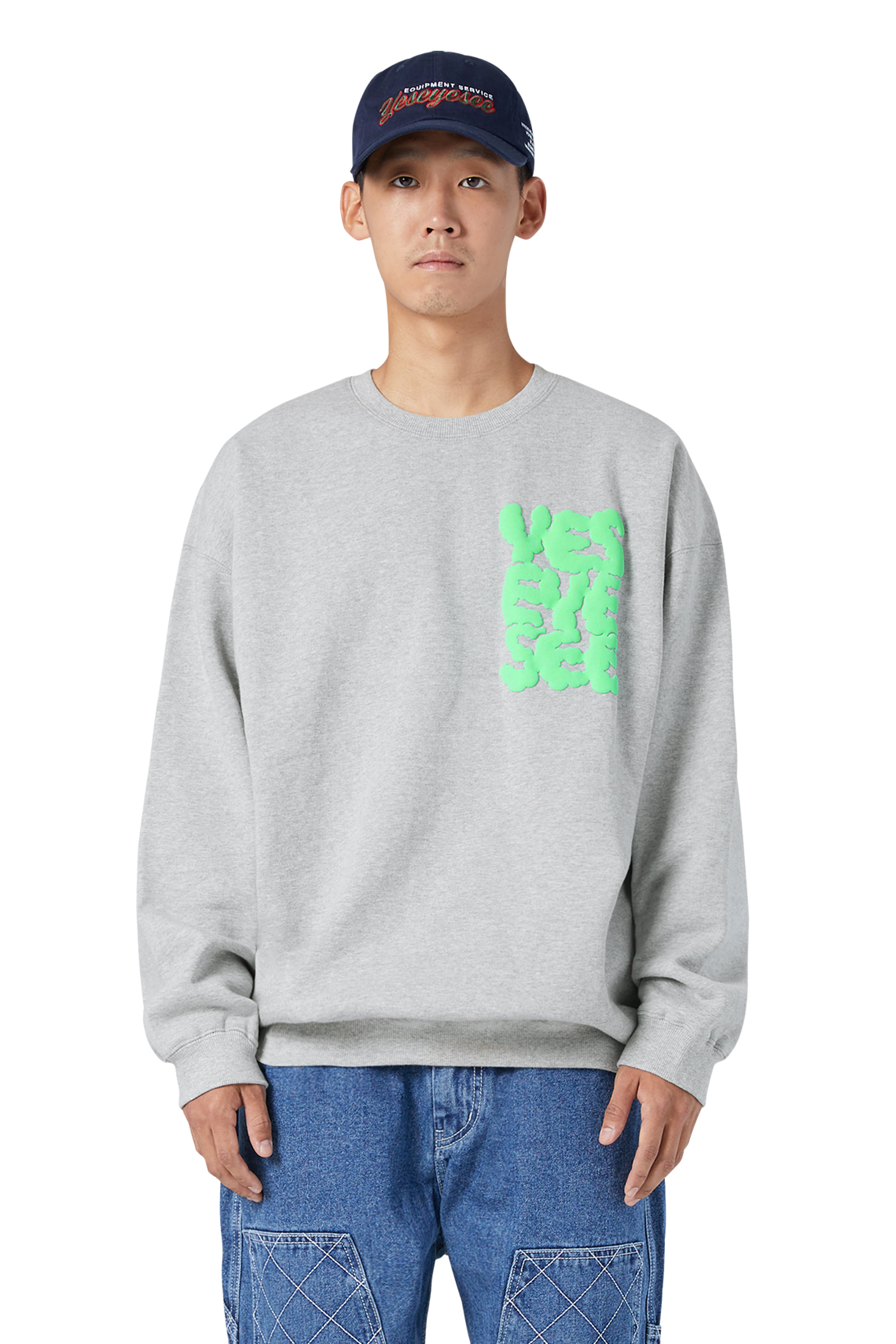Y.E.S Heights Sweatshirts Grey