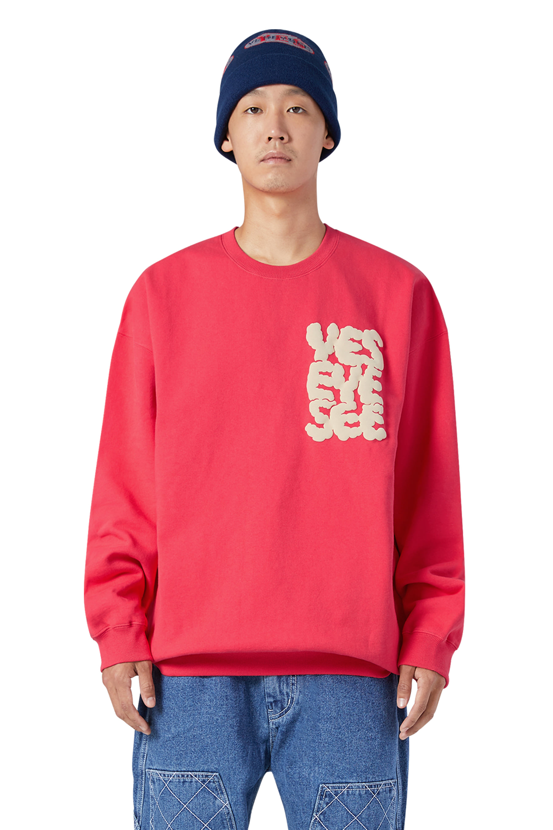 Y.E.S Heights Sweatshirts Red