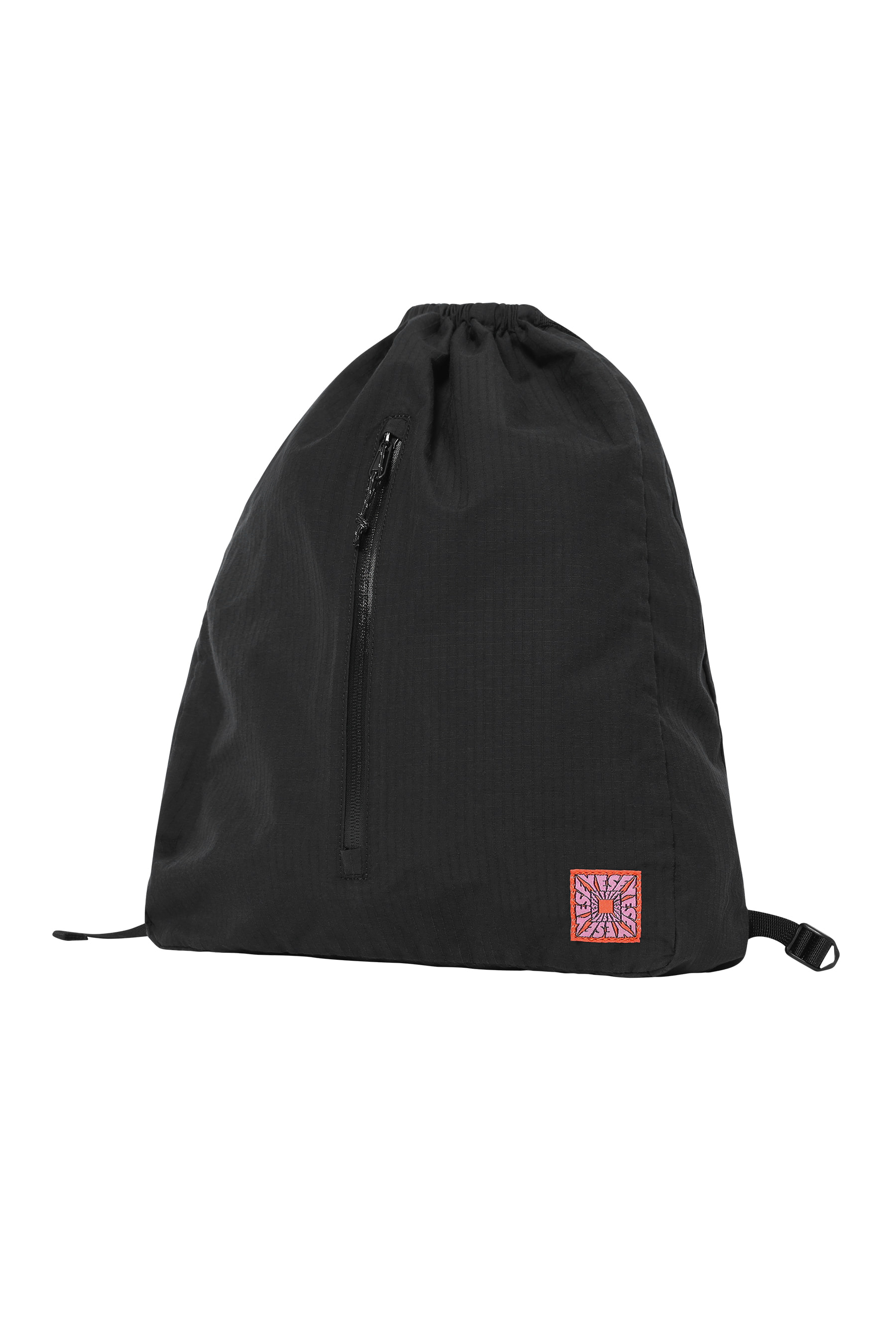 Y.E.S Gym Sack Black