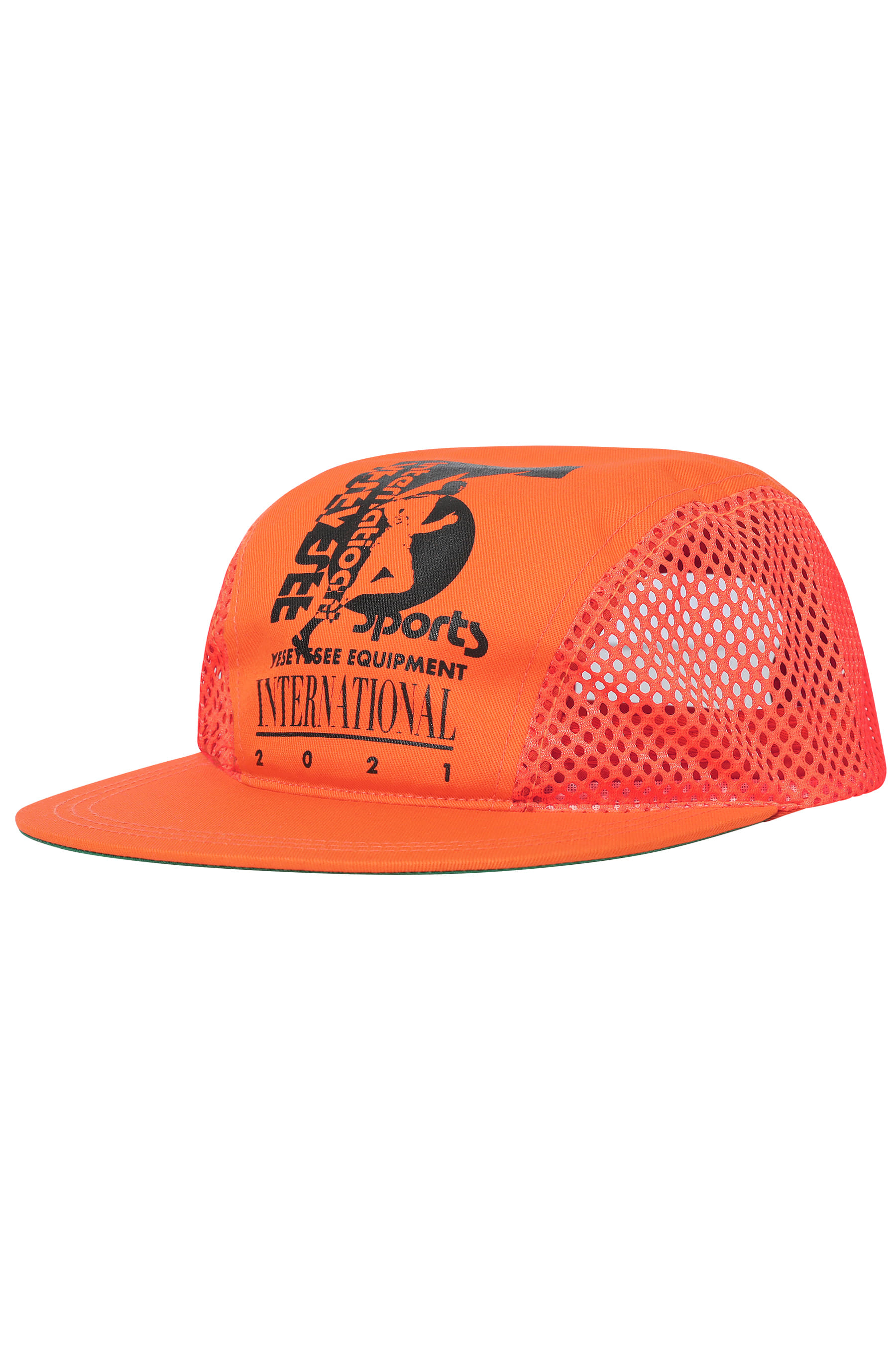 Y.E.S Sportsman Cap Orange